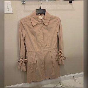 Maison Jules Blush pink long sleeve dress